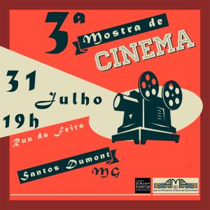 III Mostra de Cinema de Santos Dumont